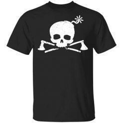 No Friends Fewer And Fewer Enemies T-Shirt