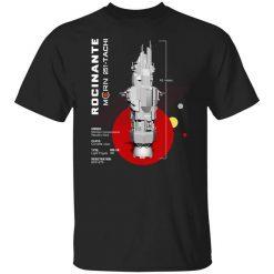 The Expanse Rocinante Ship T-Shirt