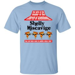 The Wife Of The Leader Of The Church Of Scientology Shelly Miscavige T-Shirts, Hoodies, Long Sleeve