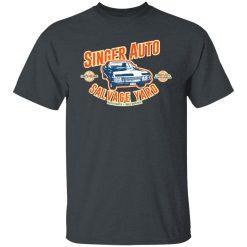 Singer Auto Salvage Yard T-Shirts, Hoodies, Long Sleeve