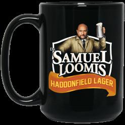 Dr Samuel Loomis Haddonfield Lager Mug