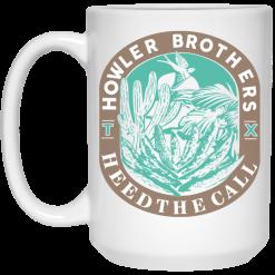 Howler Brothers Heed The Call Mug