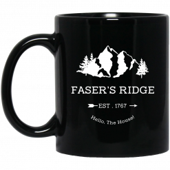 Faser's Ridge Est 1767 Hello The House Mug