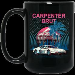 Enamri Carpenter Brut Summer Tour 2019 Classic Mug