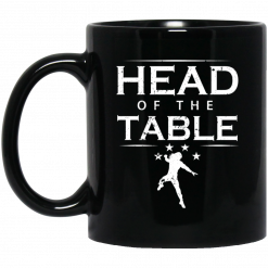 Head Of The Table Roman Reigns Mug