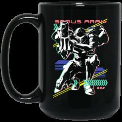 Nintendo Metroid Samus Aran Mug