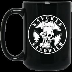 Knuckle Sandwich Mug