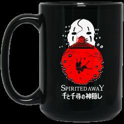 Spirited Away Studio Ghibli Mug
