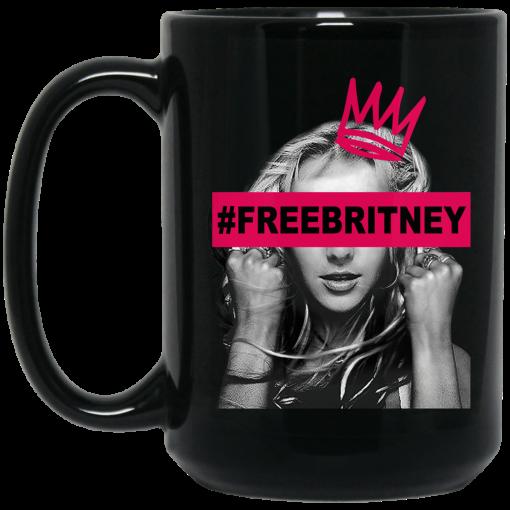 Free Britney Spears 2021 #FreeBritney Mug