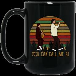 You Can Call Me Al Paul Simon Vintage Version Mug