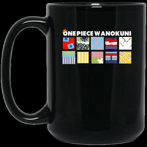 One Piece Wanokuni Wano Country Mug