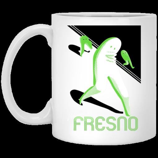 Welcome To Fresno Nightcrawler Mug