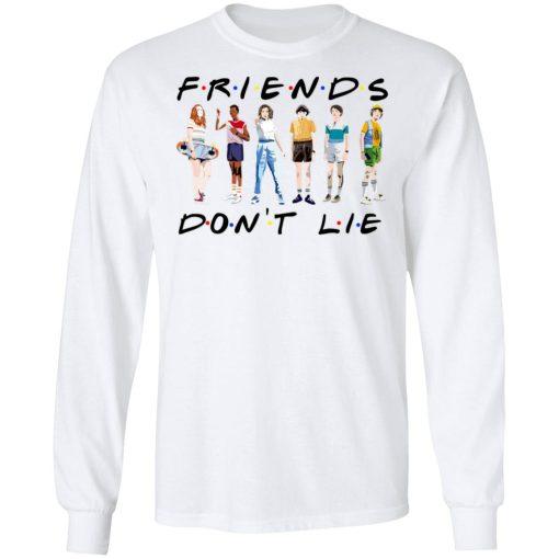 Stranger Things – Friends Don't Lie T-Shirts, Hoodies, Long Sleeve