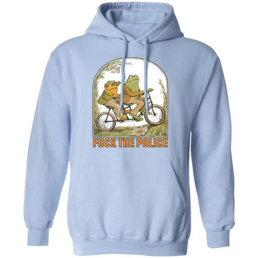 Frog And Toad: Fuck The Police T-Shirts, Hoodies, Long Sleeve
