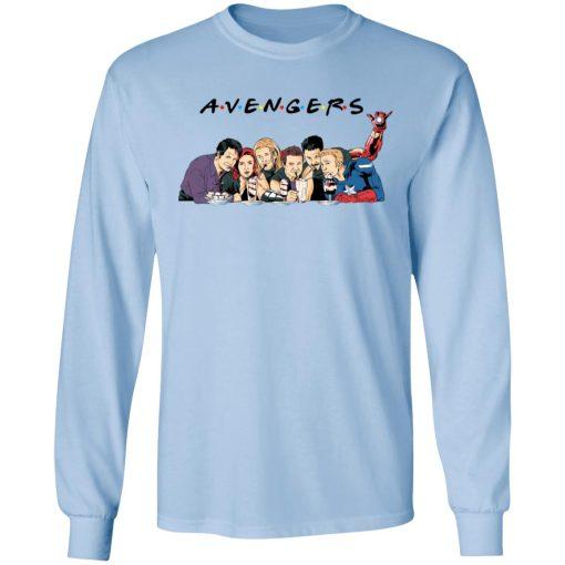Avengers Friends T-Shirts, Hoodies, Long Sleeve