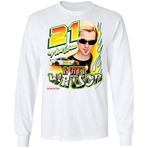 Supermega Matt Watson #21 T-Shirts, Hoodies, Long Sleeve