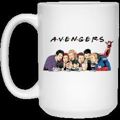 Avengers Friends Mug