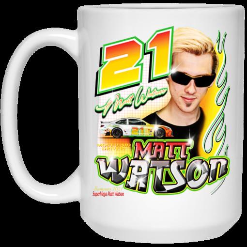 Supermega Matt Watson #21 Mug