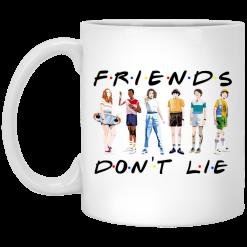 Stranger Things – Friends Don't Lie Mug
