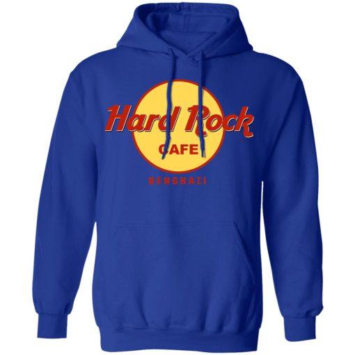 Hard Rock Cafe Benghazi T-Shirts, Hoodies, Long Sleeve