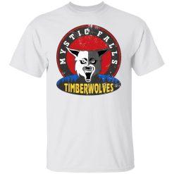 The Vampire Diaries Mystic Falls Timberwolves T-Shirts, Hoodies, Long Sleeve