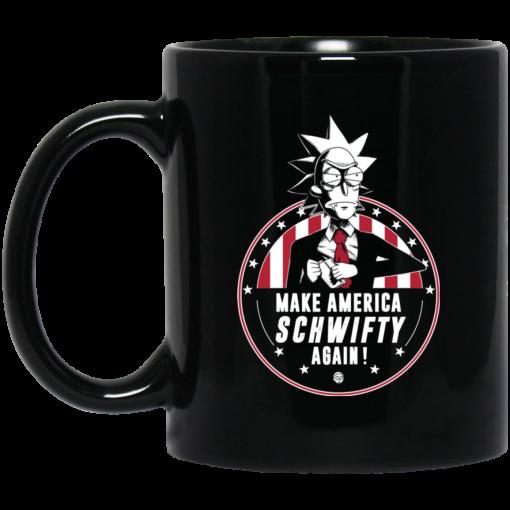 Make America Schwifty Again Mug