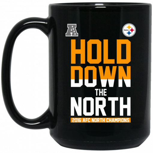 Hold Down The North 2016 AFC North Champions Mug