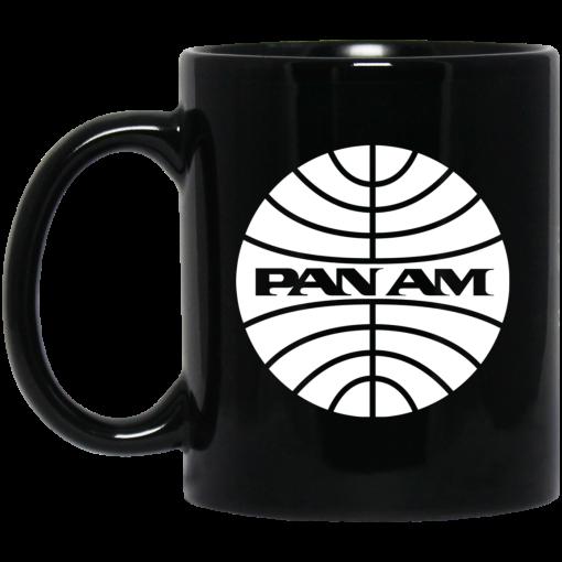 Pan Am Airways Retro Mug
