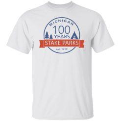 Michigan State Parks Centennial T-Shirts, Hoodies, Long Sleeve