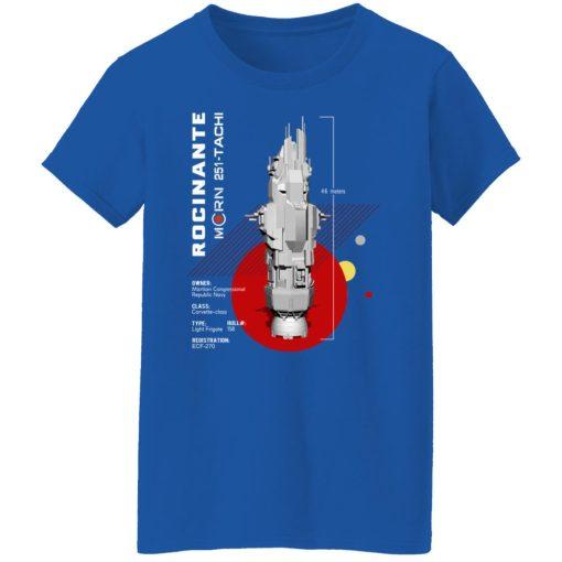 The Expanse Rocinante Ship T-Shirts, Hoodies, Long Sleeve