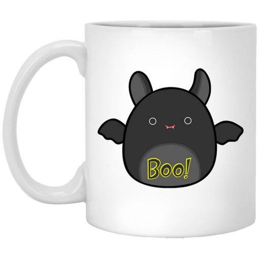 Halloween Squishmallows Bat Mug