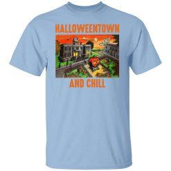 Halloweentown And Chill T-Shirts, Hoodies, Long Sleeve