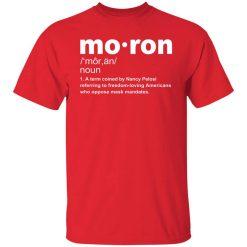 Moron T-Shirt Kevin McCarthy Anti-Mask Shirt