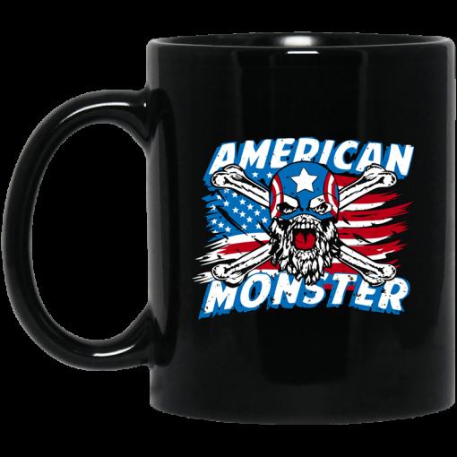Robert Oberst American Monster Captain Mug