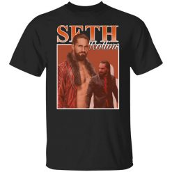 Seth Rollins T-Shirts, Hoodies, Long Sleeve