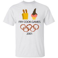 Fry Cook Games 2001 T-Shirts, Hoodies, Long Sleeve
