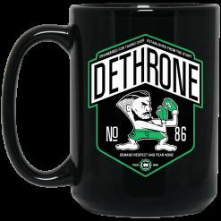 Dethrone Conor Mcgregor Mug