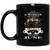 A Woman Who Listens To Alabama And Was Born In July Mug