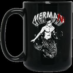 Merman Zoolander Mug