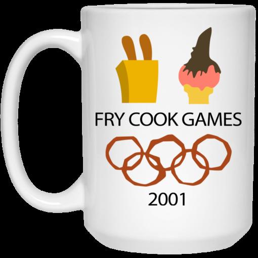 Fry Cook Games 2001 Mug