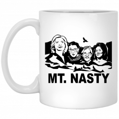 MT. Nasty Mug