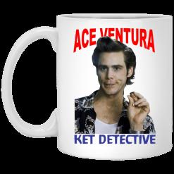 Ace Ventura Ket Detective Mug