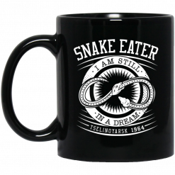 Snake Eater I Am Still In A Dream Tselinoyarsk 1964 Mug