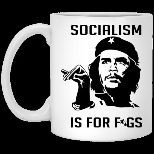 Steven Crowder Socialism Is For Figs Mug
