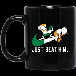 Conor McGregor Just Beat Him Mug