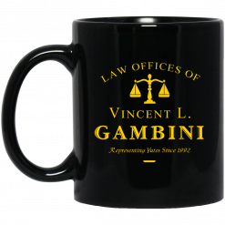 Law Offices Of Vincent L. Gambini Mug