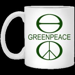 Greenpeace Sweatshirt Mug