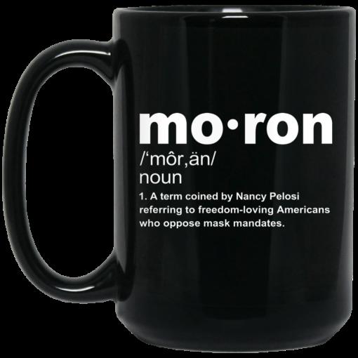 Moron Kevin McCarthy Anti-Mask Mug
