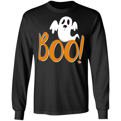 Halloween Exploring Boo With Ghost Spooky Halloween Trick T-Shirts, Hoodies, Long Sleeve