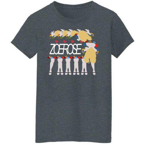 Zoe Rose Palladino T-Shirts, Hoodies, Long Sleeve